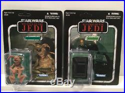 Star Wars Vintage Collection Vc66 & Vc67 Sdcc 2011 Revenge Of The Death Star