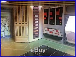 Star Wars Vintage Death Star 100% Palitoy Box + New Box