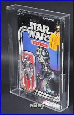 Star Wars Vintage Death Star Droid 21 Back-A AFA 85 (80/85/85) MOC
