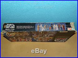Star Wars Vintage Death Star Playset Lose Komplett Palitoy Box Guter Zustand