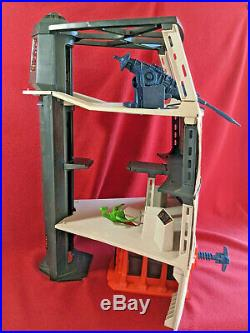 Star Wars Vintage Death Star Playset near COMPLETE THAT'S NO MOON Dianoga 1978