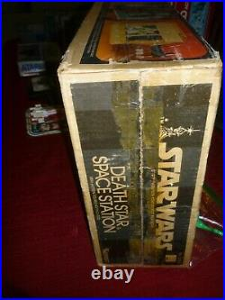 Star Wars Vintage Death Star Space Station Playset in the Original Box