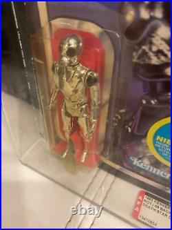 Star Wars Vintage Kenner Death Star Droid Rotj 48 Back A Afa 80 (75/85/85) Y-NM