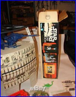 Star Wars Vintage Kenner Death Star Playset 1977 complete original 70's 119