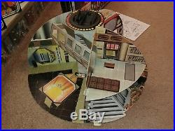 Star Wars Vintage Meccano Death Star Space Station Playset L'etoile Noire