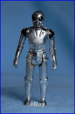 Star Wars Vintage Meccano No coo Raised Bar Death Star Droid VGC