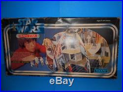 Star Wars Vintage New Zealand Version Toltoys Death Star Playset Boxed