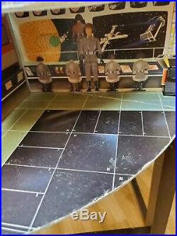Star Wars Vintage Palitoy Death Star Space Station Playset RARE