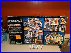 Star Wars Vintage Special Offer Death Star Clip Board Canadian Canada Box Only