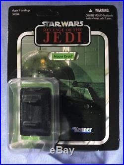 Star Wars Vintage Tvc Vc67 Mouse Droid Sdcc Death Star Near Mint