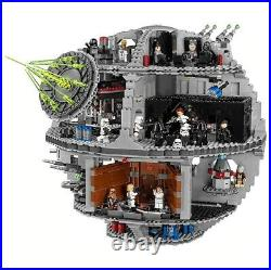 Star wars Death Star Building Blocks Model figure Compatible With Legos Gift