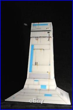 Studio Scale Star Wars Concept Death Star Tower. Scratch built Model