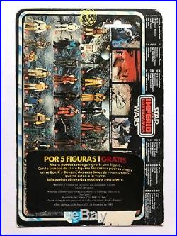 Ultra Rare Star Wars Poch Death Star Droid Cardback Pbp 37 / 41 Backing Card