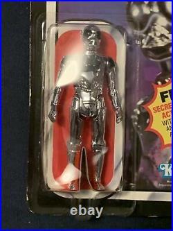 VINTAGE Star Wars Empire Strikes Back Kenner Death Star Droid 21-Back Figure