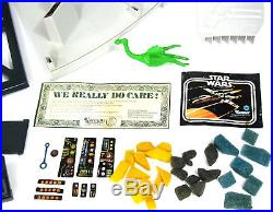 Vintage 1977 Kenner Star Wars Death Star Space Station Playset Complete NM withBox