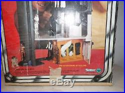 Vintage 1977 Kenner Star Wars Death Star Space Station With Box
