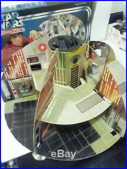 Vintage 1977 Star Wars Palitoy Death Star Playset Boxed