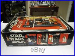Vintage 1978 Kenner Star Wars Death Star Space Station Playset Canadian Box