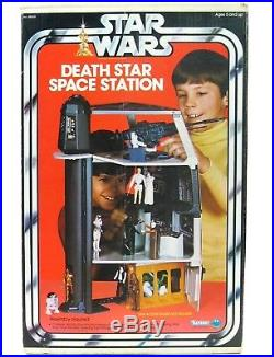 Vintage 1978 Kenner Star Wars Death Star Space Station Playset Complete NM withBox