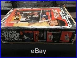 Vintage 1978 Kenner Star Wars Death Star Space Station Playset Complete in Box
