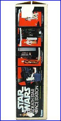 Vintage 1978 Kenner Star Wars Death Star Space Station Playset Complete withBox EX