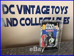 Vintage 1978 Star Wars Death Star Droid 20 Back MOC Free Boba Fett Offer
