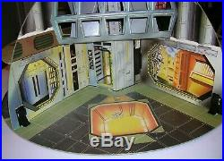 Vintage 1978 Star Wars Death Star Playset With Box Palitoy