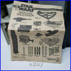 Vintage 1978 Star Wars Death Star Space Station Playset with Box