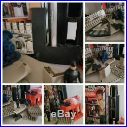 Vintage 1978 Star Wars Death Star Space Station Playset with Box TONS of Pics