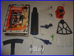 Vintage Boxed Star Wars Death Star Space Station Playset 1977 Kenner No 38050