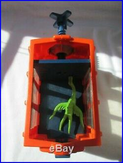 Vintage, Kenner, 1978 DEATH STAR Playset with Box, Trash Monster & two Figures