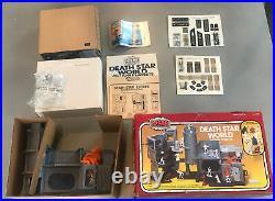 Vintage Kenner 1982 Star Wars Micro Collection DEATH STAR WORLD Playset Unplayed
