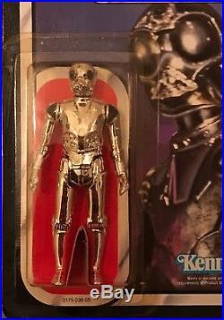 Vintage Kenner Star Wars Death Star Droid RotJ 77A MOC (unpunched, offerless)