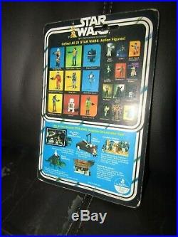 Vintage Kenner Star Wars Death Star Droid figure, 21back, withcase. Moc