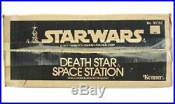 Vintage Kenner Star Wars Death Star Space Station Playset 100% Complete withBox