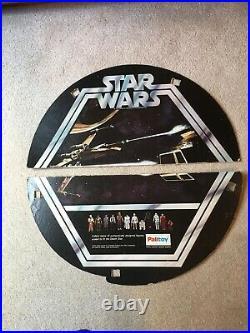 Vintage Palitoy Star Wars Death Star loose