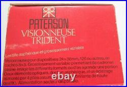 Vintage Paterson Trident Zoom Lens Viewer Star Wars Prop Replica Death Star