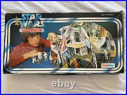 Vintage Star Wars DEATH STAR Play Set PALITOY with original bag and Instructions