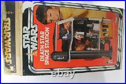 Vintage Star Wars Death Star Action Figure Playset 1977