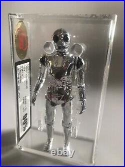 Vintage Star Wars Death Star Droid UKG Not AFA Minty Starwars Graded 90 GOLD