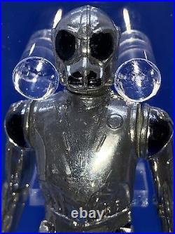 Vintage Star Wars Death Star Droid UKG Not AFA Minty Starwars Graded Sub 85