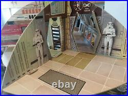 Vintage Star Wars Death Star Palitoy 1977 play set