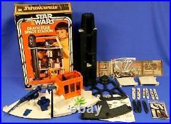 Vintage Star Wars Death Star Playset Complete Unbroken 1979 With Box