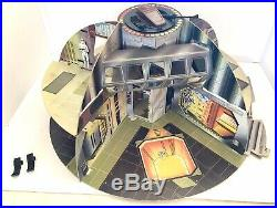 Vintage Star Wars Death Star Playset Very Good Condition With Decent Box