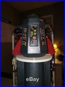 Vintage Star Wars Death Star Playset with complete laser both barrels