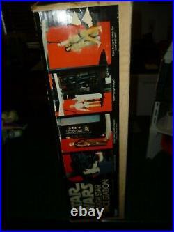 Vintage Star Wars Death Star Playstation in Original Box