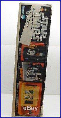 Vintage Star Wars Death Star Space Station Playset Kenner with box