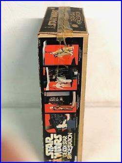Vintage Star Wars Kenner 1978 Death Star Space Station Misb Sealed! Lqqk