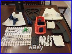 Vintage Star Wars Kenner Death Star play set COMPLETE with Dianoga & swing rope