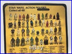Vintage Star Wars MOC Death Star Droid ROTJ 48A Kenner Carded action figure